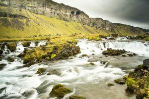 waterval waterfall IJsland Iceland fotografie Andrea Liebrand