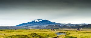 Hekla vulkaan vulcano IJsland Iceland fotografie Andrea Liebrand