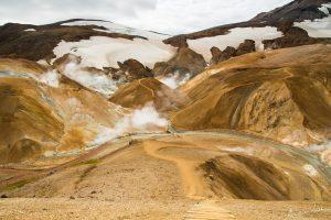 Kerlingarfjöll bergen mountains geothermal geothermisch landschap landscape fotografie Andrea Liebrand IJsland Iceland
