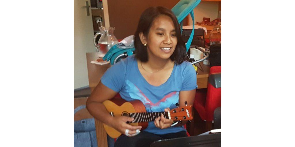 Andrea Liebrand muziektherapeut