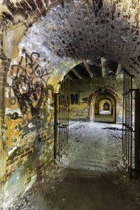 urbex fotografie Fort de la Chartreuse