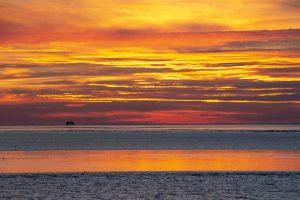 landschap fotografie Terschelling zonsondergang